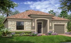 The Retreat at Championsgate Orlando new construction holiday homes