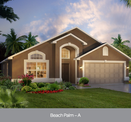 Orlando model homes for sale