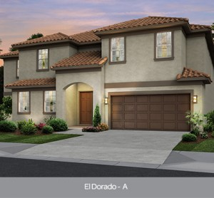 El Dorado model vacation homes Solterra Resort Orlando