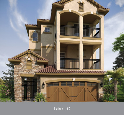 Lakeside at toscana new construction luxury homes in dr for Toscana house