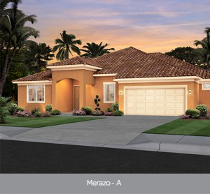 Merazo model vacation homes Solterra Resort Orlando