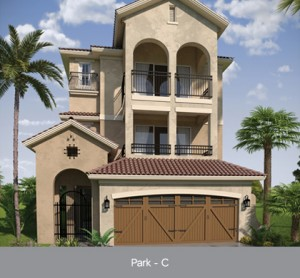 Park model at Lakeside at Toscana