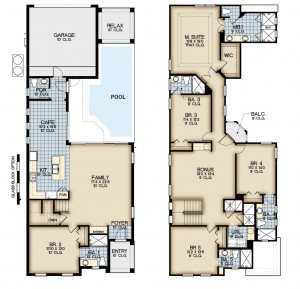 Patriots-Landing-at-Reunion-Resort-Floridian-floorplan