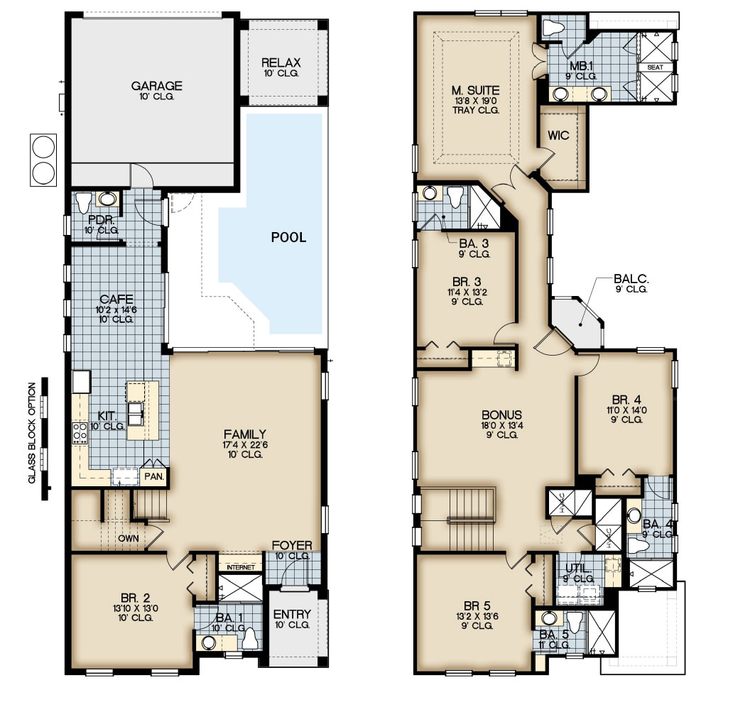 Contact a specialist about patriots landing at reunion for Vacation floor plans