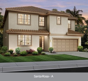 Santa Rosa model vacation homes Solterra Resort Orlando