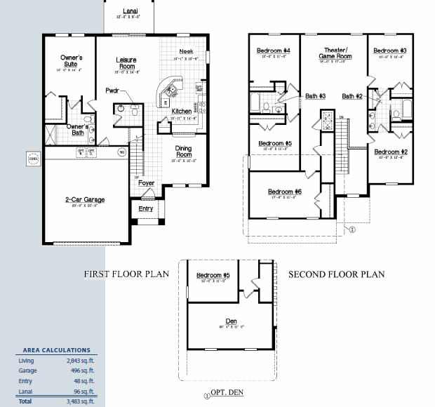 Dr Horton Homes Floor Plans Florida Dr Horton Homes Floor