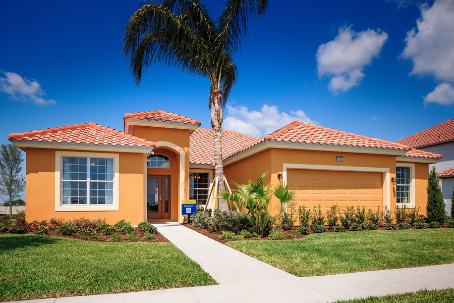 Rent House In Orlando With  Car Garage