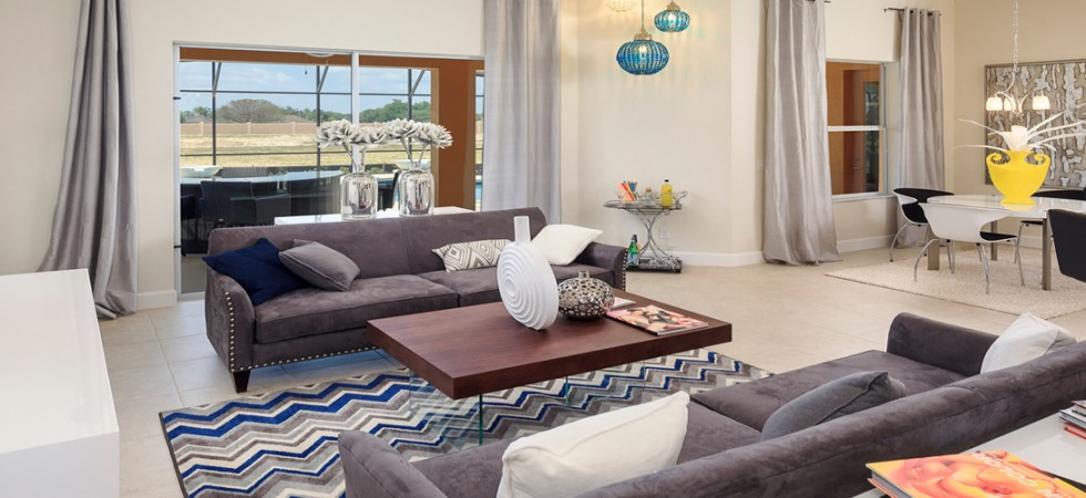 Solterra Resort Orlando. New construction and inventory homes