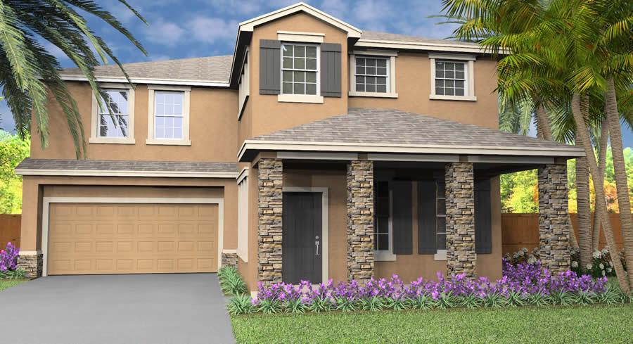 Solterra Resort Seville Dr Horton New Build Homes