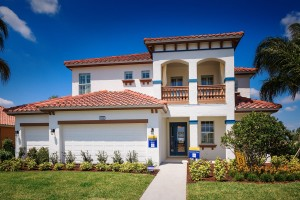 Solterra Resort by Park Square Homes  Coconut Palm model