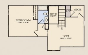 Westbrook Loft at Del Webb Orlando