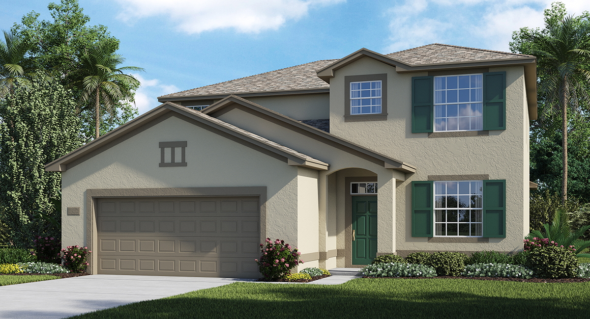 Cortland Woods At Providence.New Homes By LennarNew Build