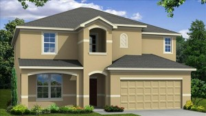 Anna Maria model at Tapestry in Kissimmee by Beazer