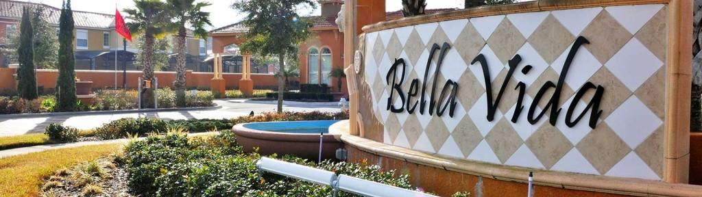 Bellavida comunidade. Novas casas de férias para venda perto da Disney