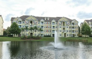 Cane Island vacation condos in Kissimmee by DR Horton