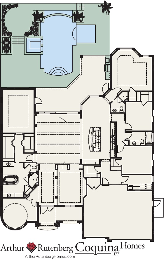 Arthur rutenberg floor plans carpet review for Local house plans