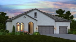 Cordoba model Parkside Dr Phillips.New luxury homes near Disney by Meritage Homes.