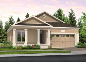 Harmony Florida Community. New homes by Lifestyle Homes. Bali mode;
