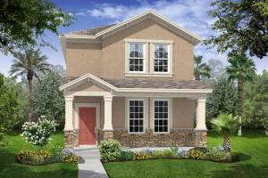 Harmony Florida Community. New homes by Lennar. Lexington model