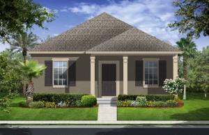 Harmony Florida Community. New homes by Lennar.Montera model