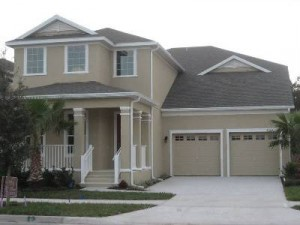 Lancaster model Waters Edge at Lake Nona new homes for sale in Orlando