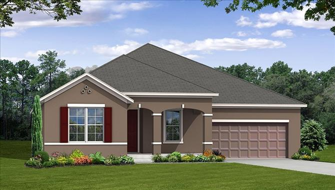 New Home Models By Beazer Homes Estate Series