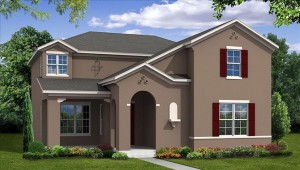 McKinley model at Windermere Trails Orlando by Beazer