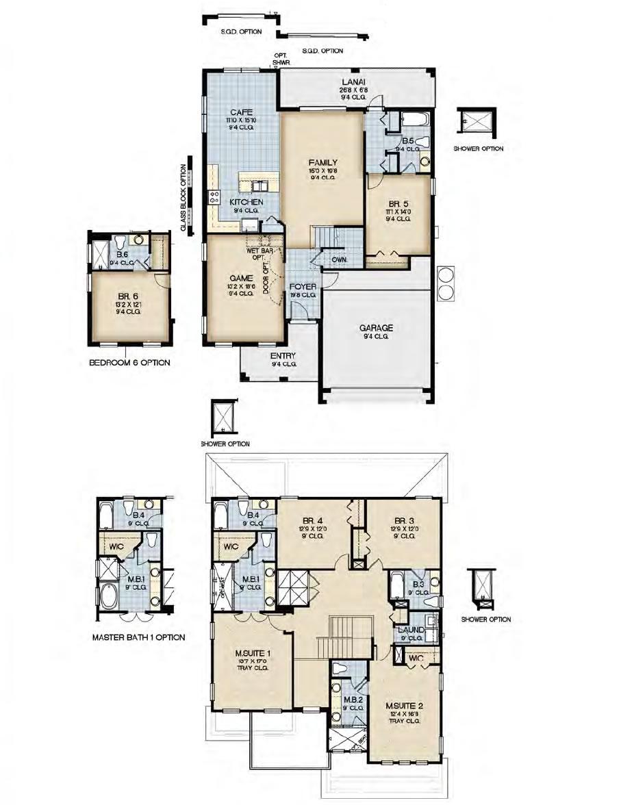 Bellavida Resort Community New Construction Vacation Homes