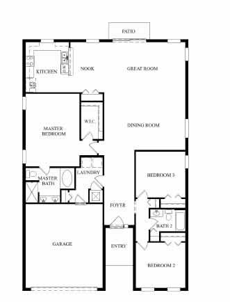 sereno community in davenport. new homes for saledr horton