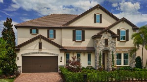 Parkside Dr Phillips by Meritage Homes
