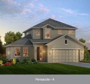 Pensacola  model at Summerbrooke in Mount Dora