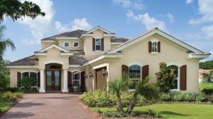 Ravello Estates – Seabrook VI by Arthur Rutenberg