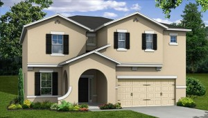 San Jose model at Tapestry in Kissimmee by Beazer