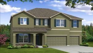 Sequoia model at Tapestry in Kissimmee by Beazer