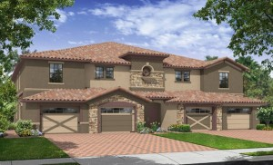 Turnberry- new coach homes at Champions Club at Championsgate