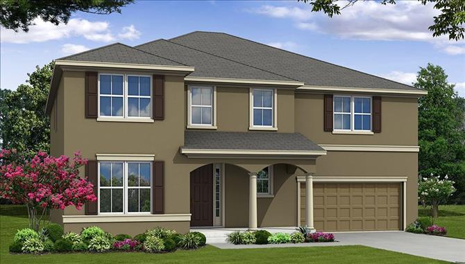 Windermere Trails New Single Family Homes In Windermere