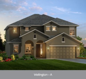 Wellington model at Summerbrooke in Mount Dora