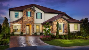 Windermere Trails Orlando by Meritage Homes