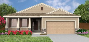 Athena model at Sereno in Davenport by DR Horton