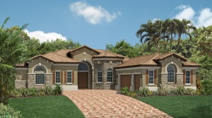 Casabella at Windermere – Adaire model byToll Brothers