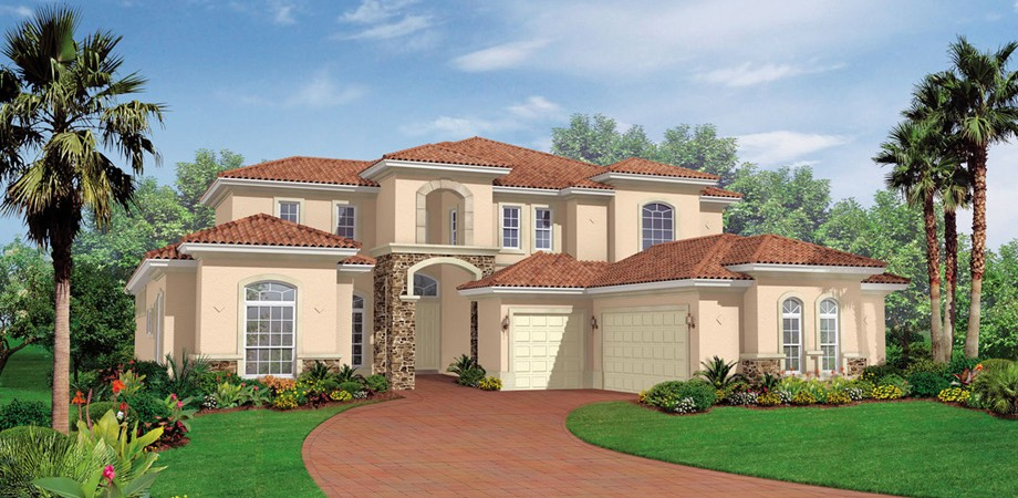 Casabella at windermere luxury homes near disney in orlando for Luxury model homes