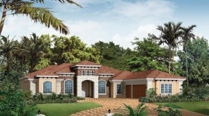 Casabella at Windermere – Malaga model by Toll Brothers
