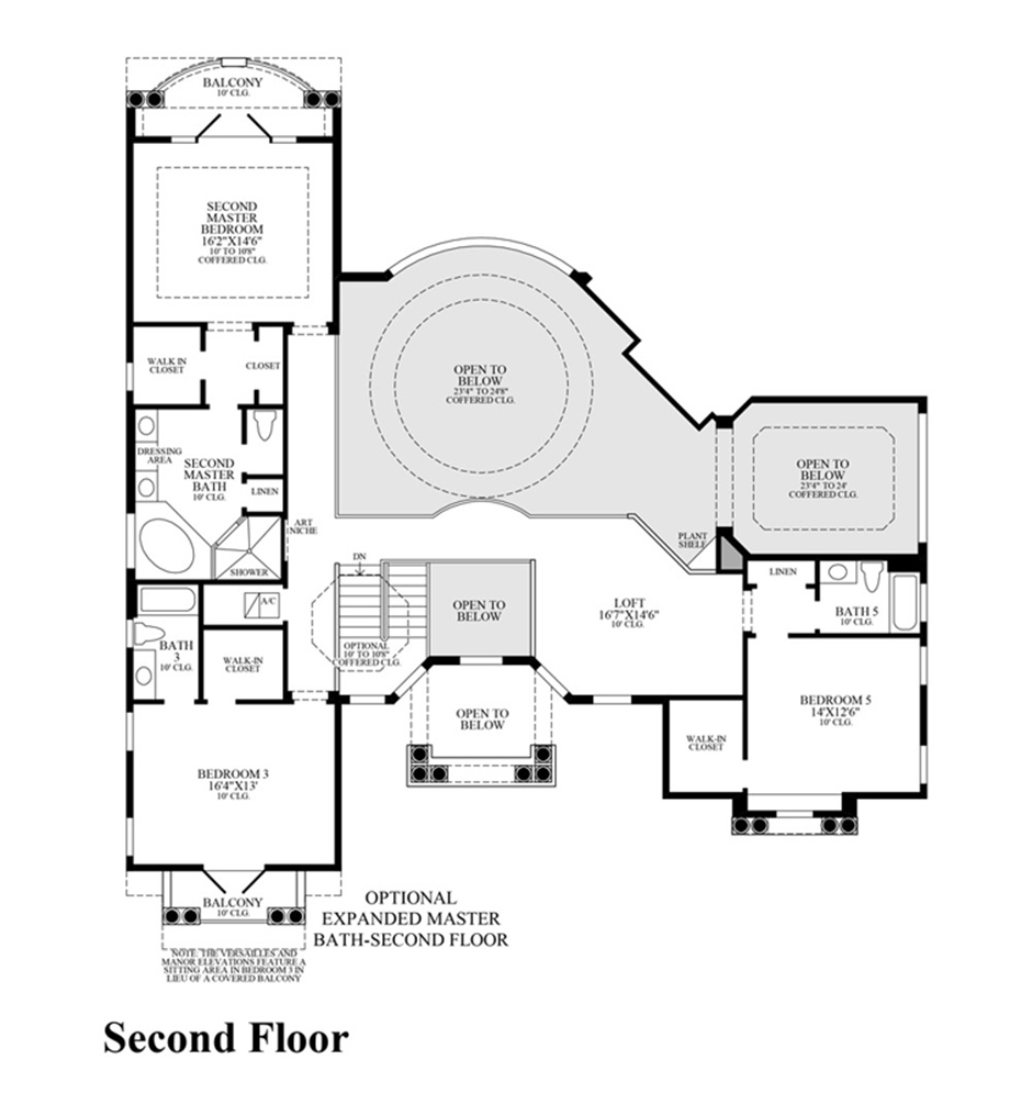 Casabella At Windermere Villa Lago Model By Toll Brothers