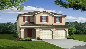 Covington model at Tapestry in Kissimmee by Beazer