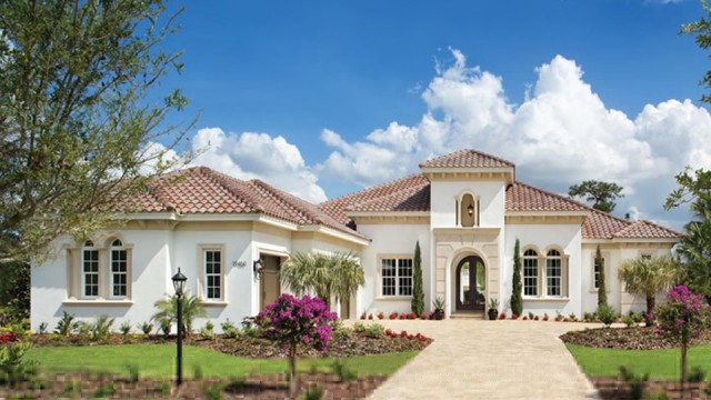 The Concession at Lakewood Ranch. New luxury golf homes Sarasota