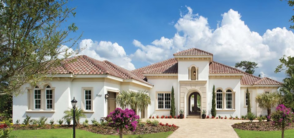 Florida custom home builders for Luxury home developers