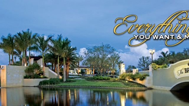 The Bridges - Boca Raton. New luxury homes for sale