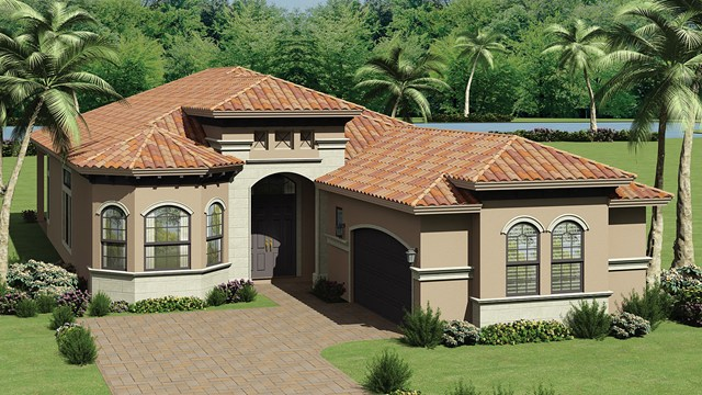 The Bridges In Boca Raton By Gl Homesnew Build Homes