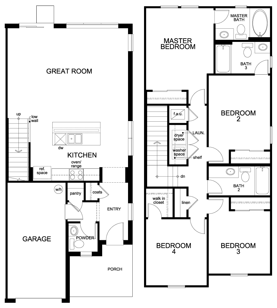 Compass bay vacation homes for salenew build homes for Holiday home builders floor plans