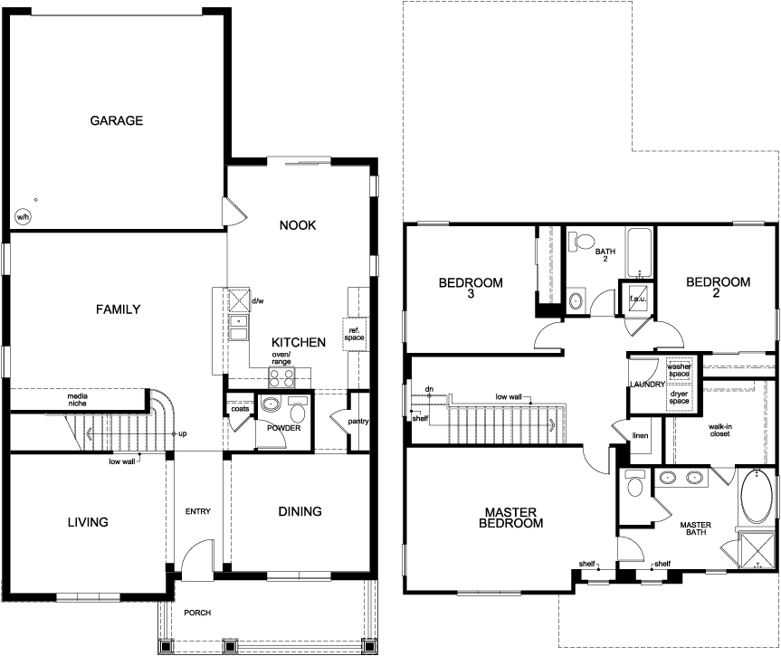 floor plans for kb homes. View floor plan Summerlake in Winter Garden by KB HomeNew Build Homes